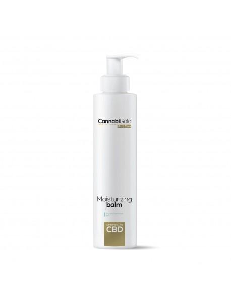 50мгCBD Хидратиращ лосион за тяло за суха, чувствителна  и предразположена към дерматит кожа  -200мл