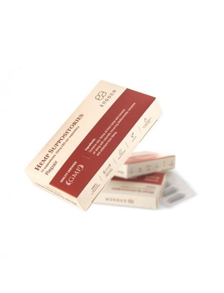 ENDOCA CBD СУПОЗИТОРИИ – 500 мг СБД