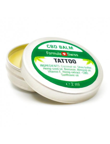TATTOO CBD БАЛСАМ