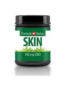CBD крем , Formula Swiss, органик, 30мл