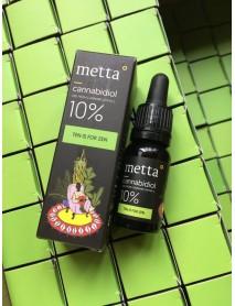 METTA CBD 10% - TEN IS FOR ZEN